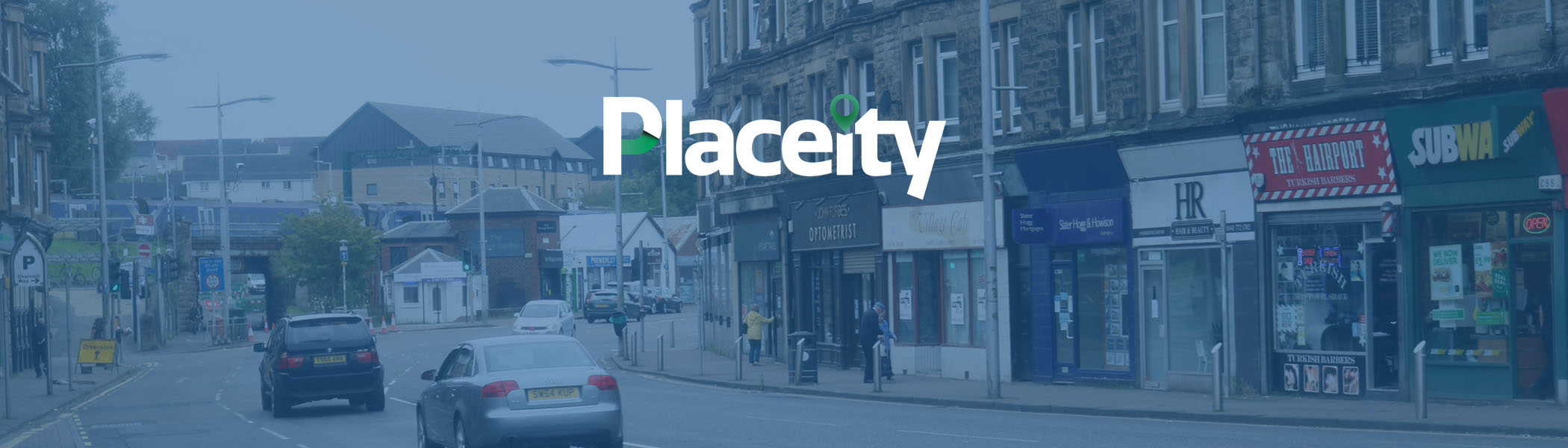 Placeity launch in Bishopbriggs
