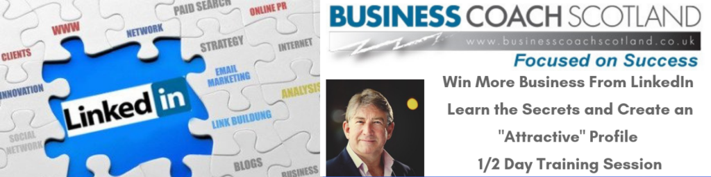 Business Coach Scotland helping businesses in Bishopbriggs