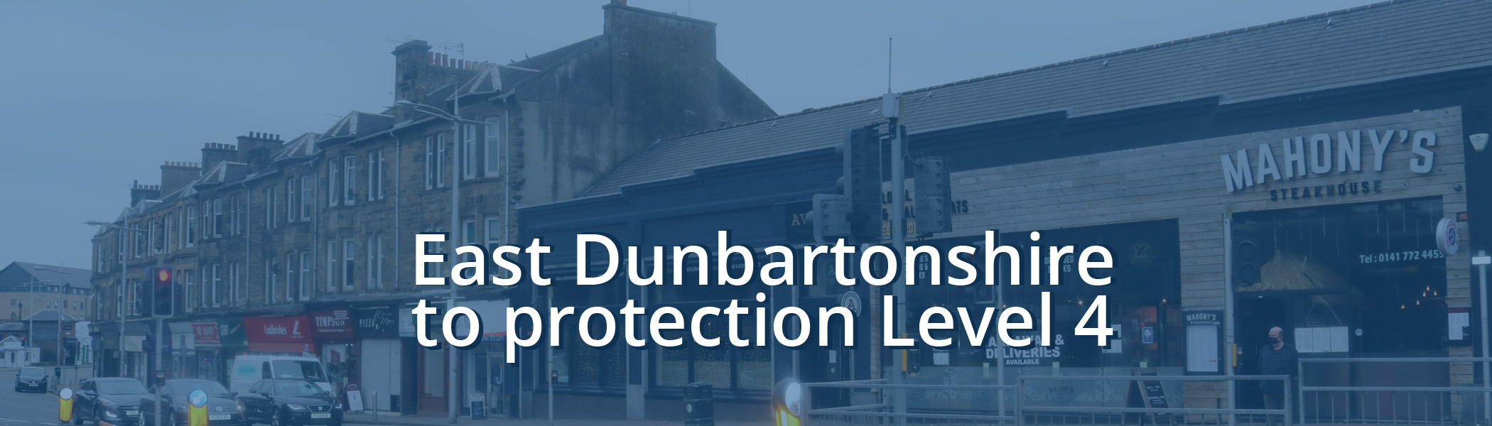 East Dunbartonshire Protection Level 4